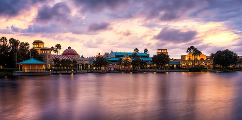 Disney Coronado Springs Restaurants