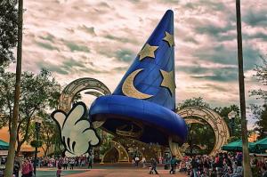 Disney Hollywood Studios Sorcerers Hat
