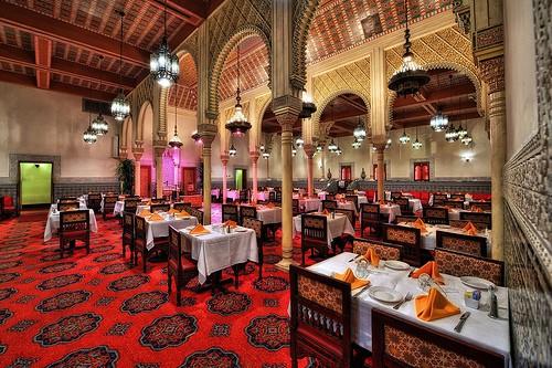 Epcot Restaurant Marakkesh