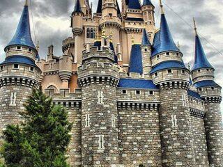 Disney gaston in magic kingdom