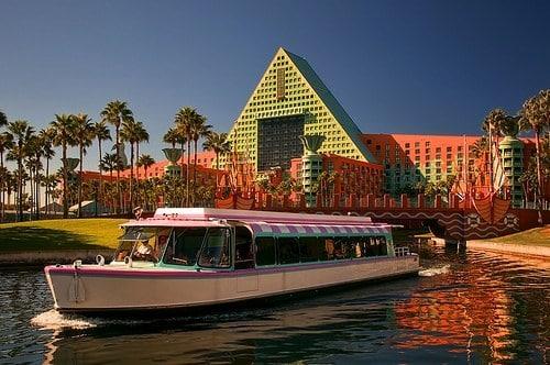 Disney-World-Boat-Transportation