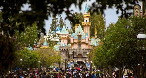 Disneyland and Disney's California Adventure Ride and Attraction Closures April 2015
