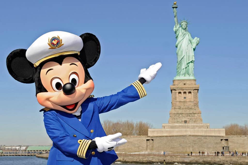 Disney cruise new york 2016