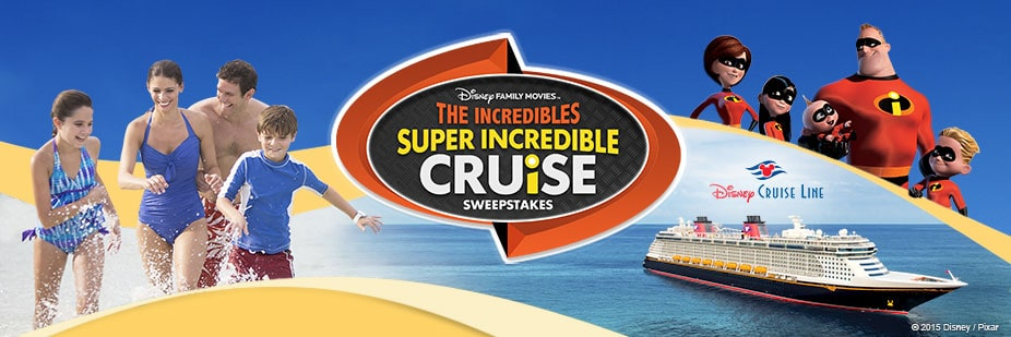 Win a Disney Cruise