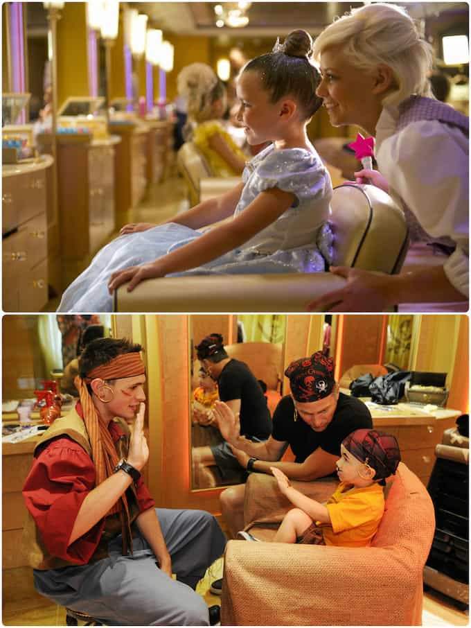 Bibbidi Bobbidi Boutique Comes To The Disney Magic
