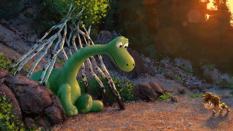 Pixars The Good Dinosaur The New Trailer