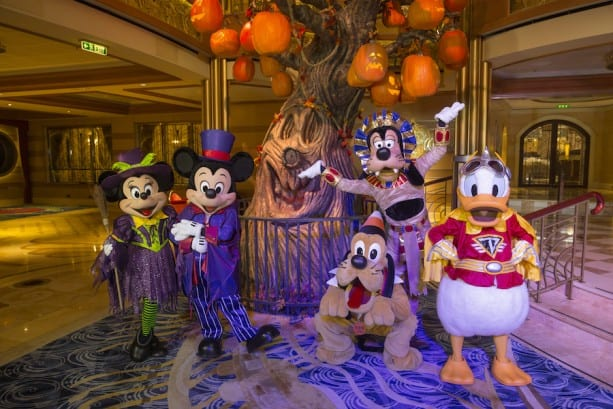 Disney Cruise Halloween On The High Seas