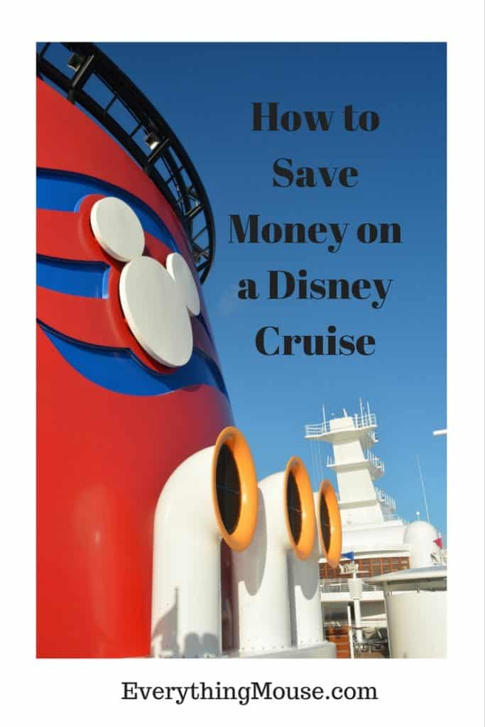 How to Save Money on a Disney Cruise