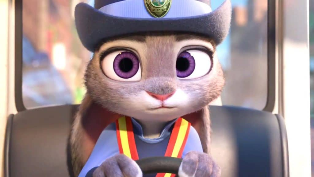 Disney's Zootopia Costume Judy Hopps Bowler Hat with Ears