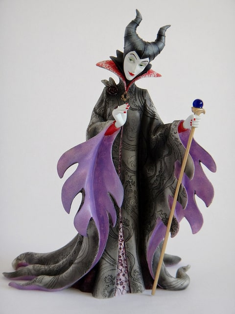 Disney Couture de Force Maleficent Figurine