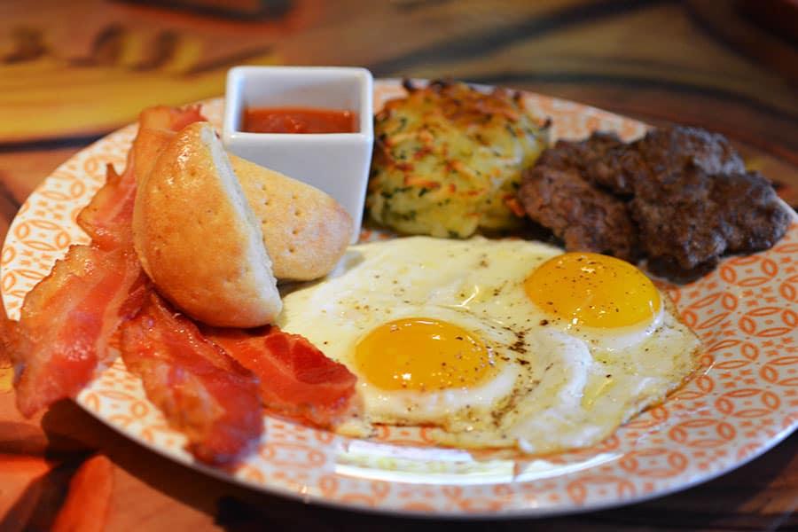 Disney Sanaa Kuamasha Breakfast