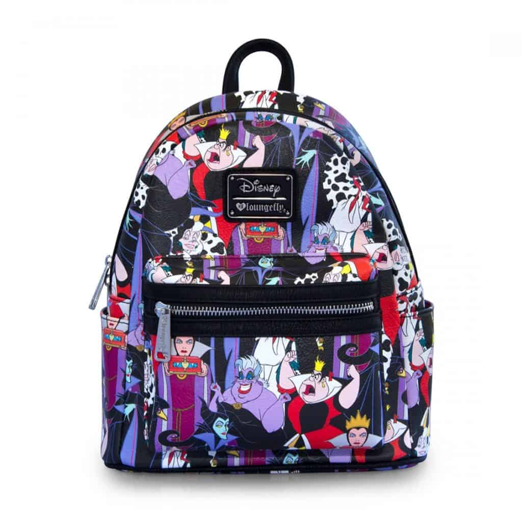 loungeflydisneyvillainsbackpack