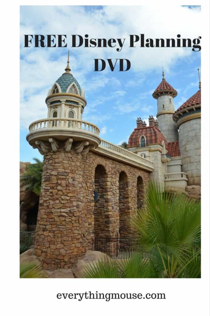 FREE Disney Planning DVD