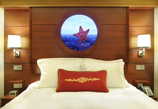 Disney Dream Ship Virtual Portholes