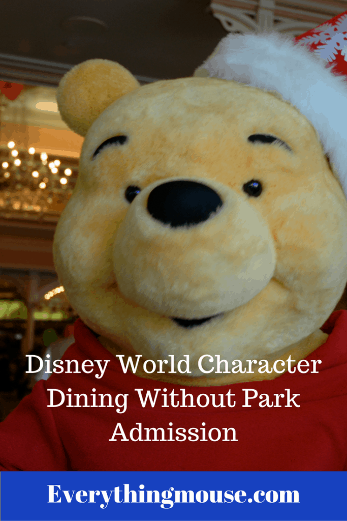 disneyworldcharacterdiningwithoutparkadmission