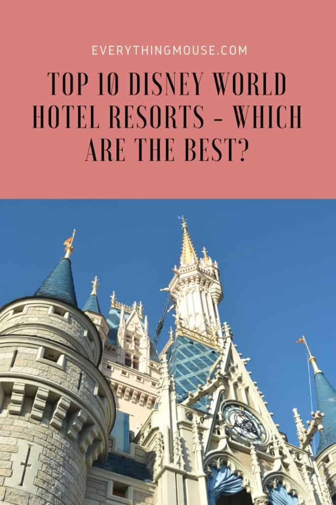 disney world hotel resorts