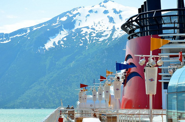 Disney Alaska Cruise 2021