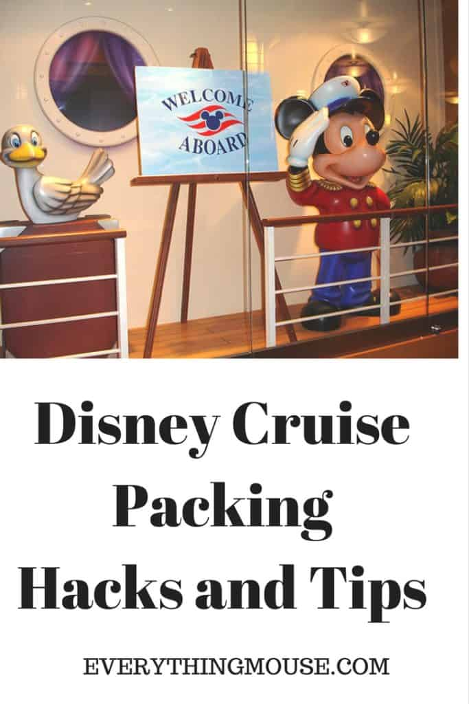 Disney Cruise Packing Hacks and Tips (1)