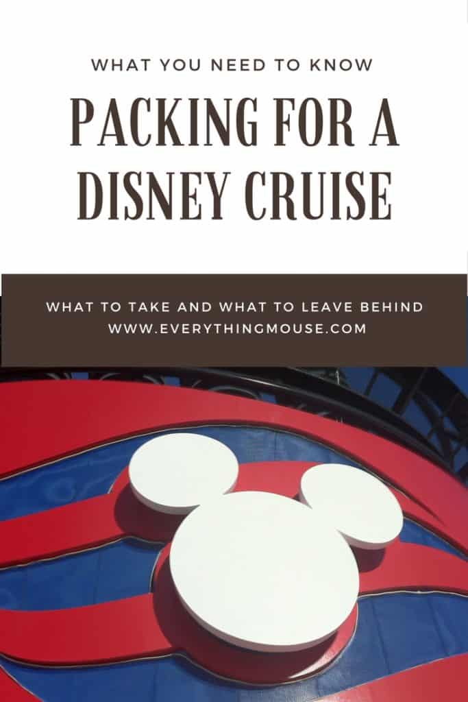 disneycruisepacking