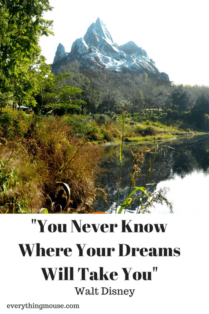 You Never Know Where Your Dreams Will Take You (1)