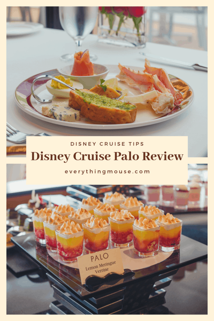 Disney Cruise Palo Review