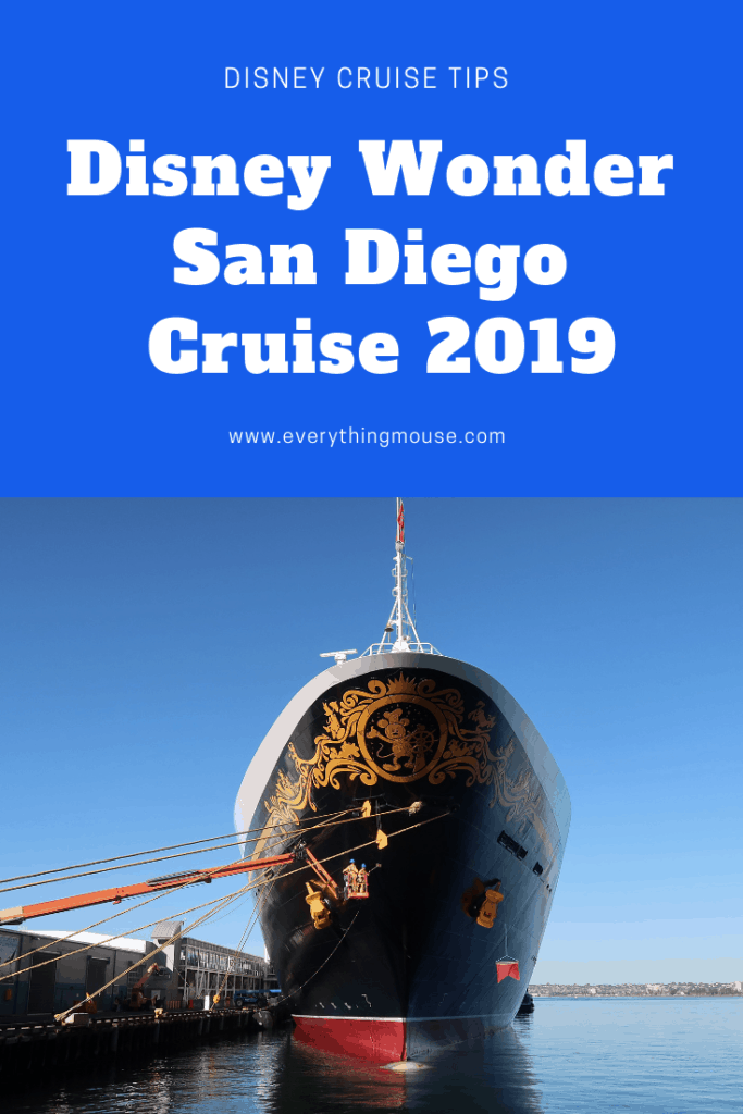 Cruises from San Diego - the complete schedule of cruises ...