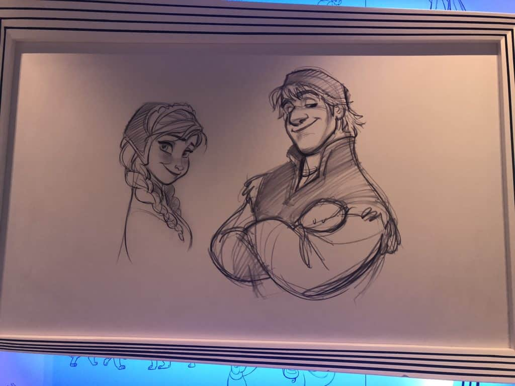 Disney Wonder Animator's Palate