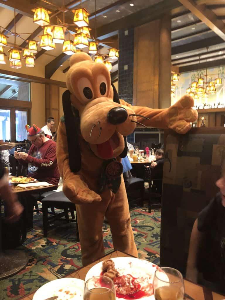 Disneyland Character Breakfast