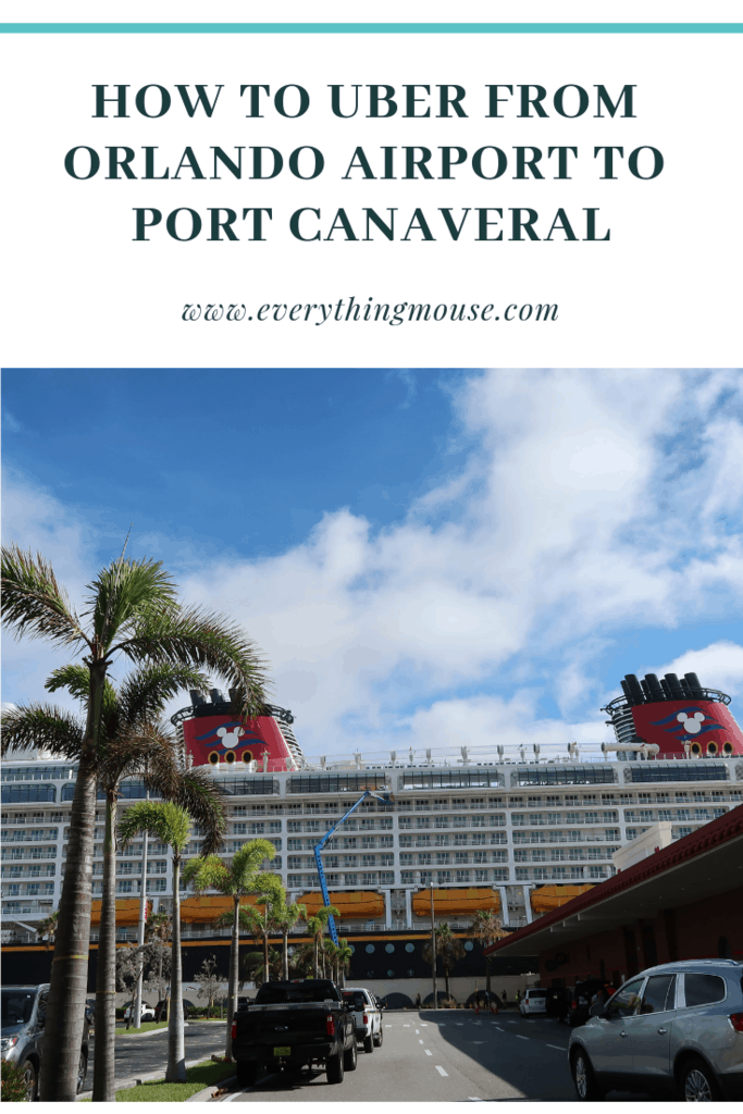 Uber From Orlando Airport to Port Canaveral-2