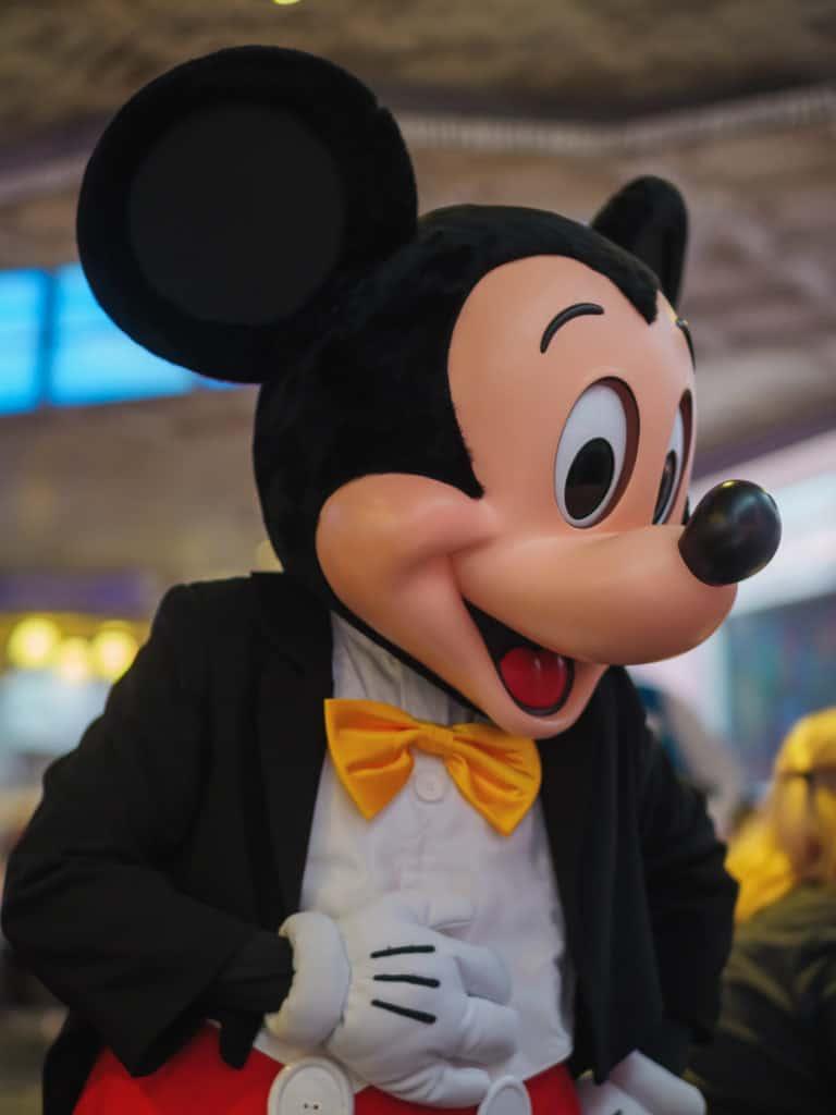 Disney Cruise Character Breakfast