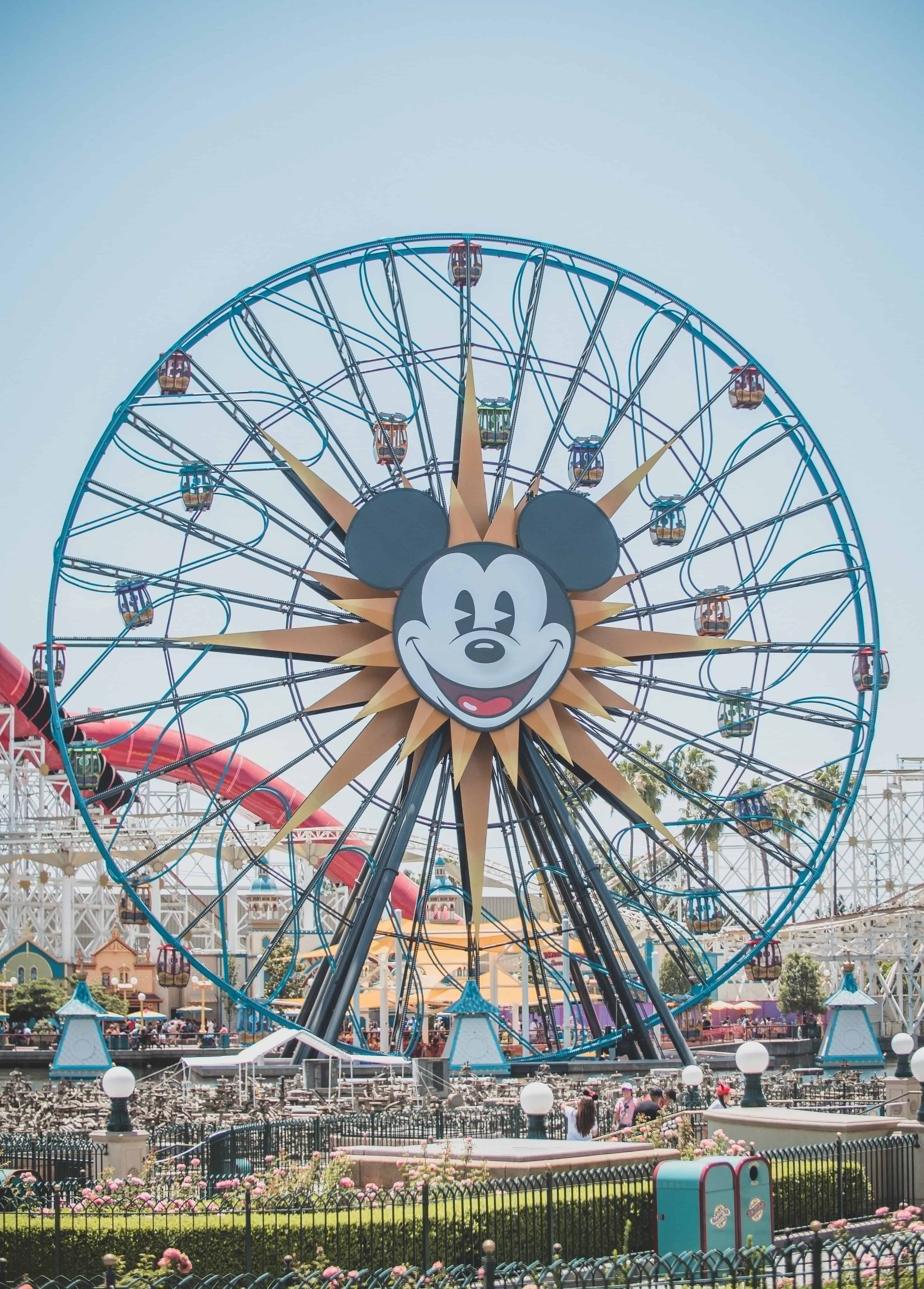 Disney California Adventure Virtual Tour
