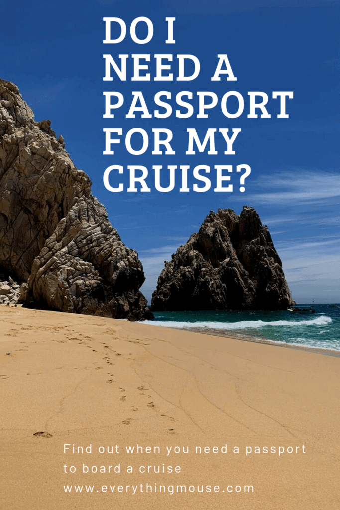 Do I Need a Passport for My Cruise_