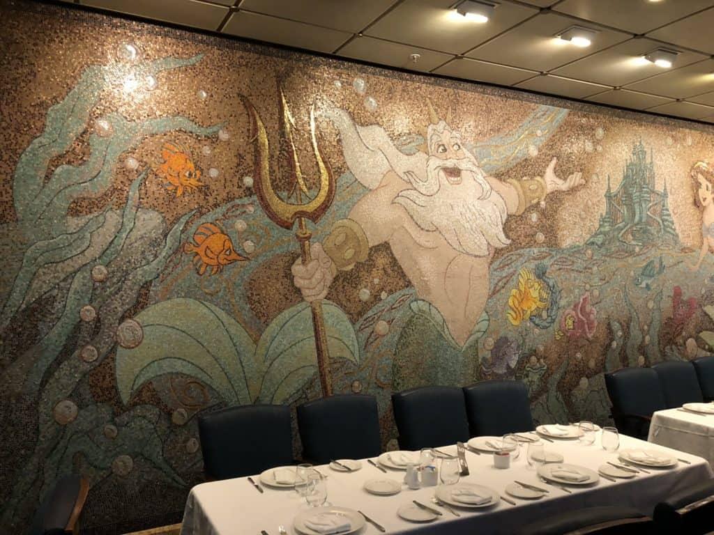 Disney Wonder Restaurants Review