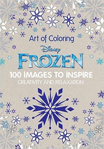 Art of Coloring Disney Frozen