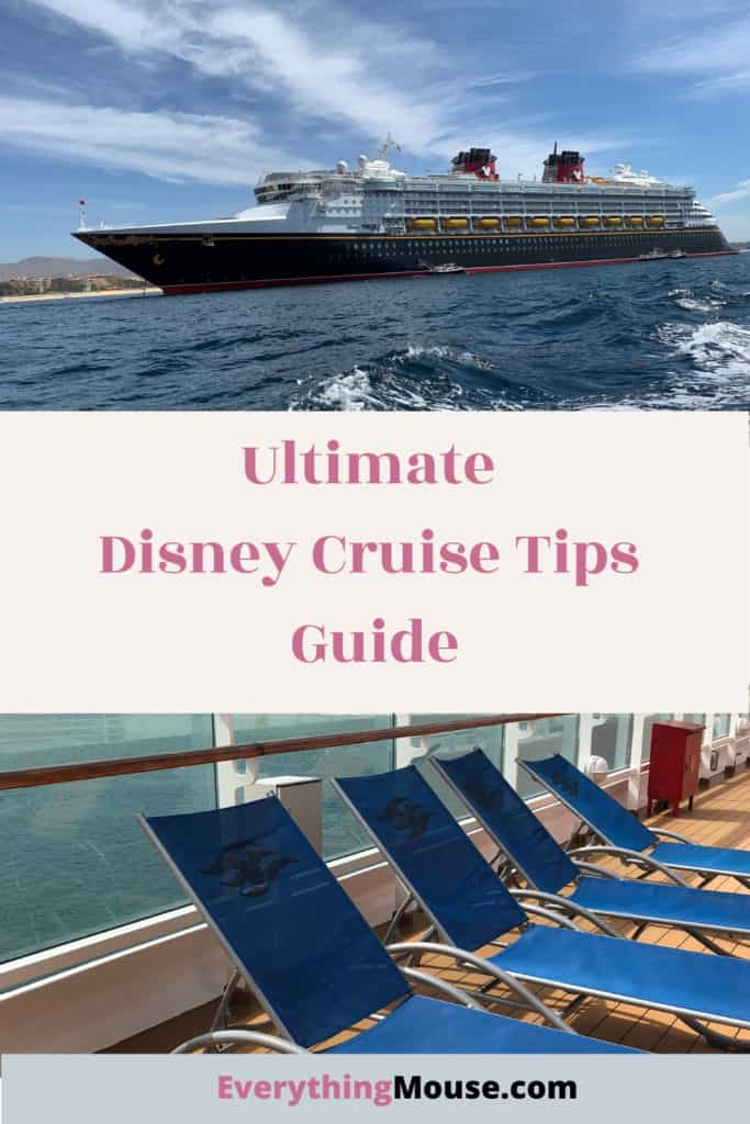 Everything You Need to Know About Your First Disney Cruise