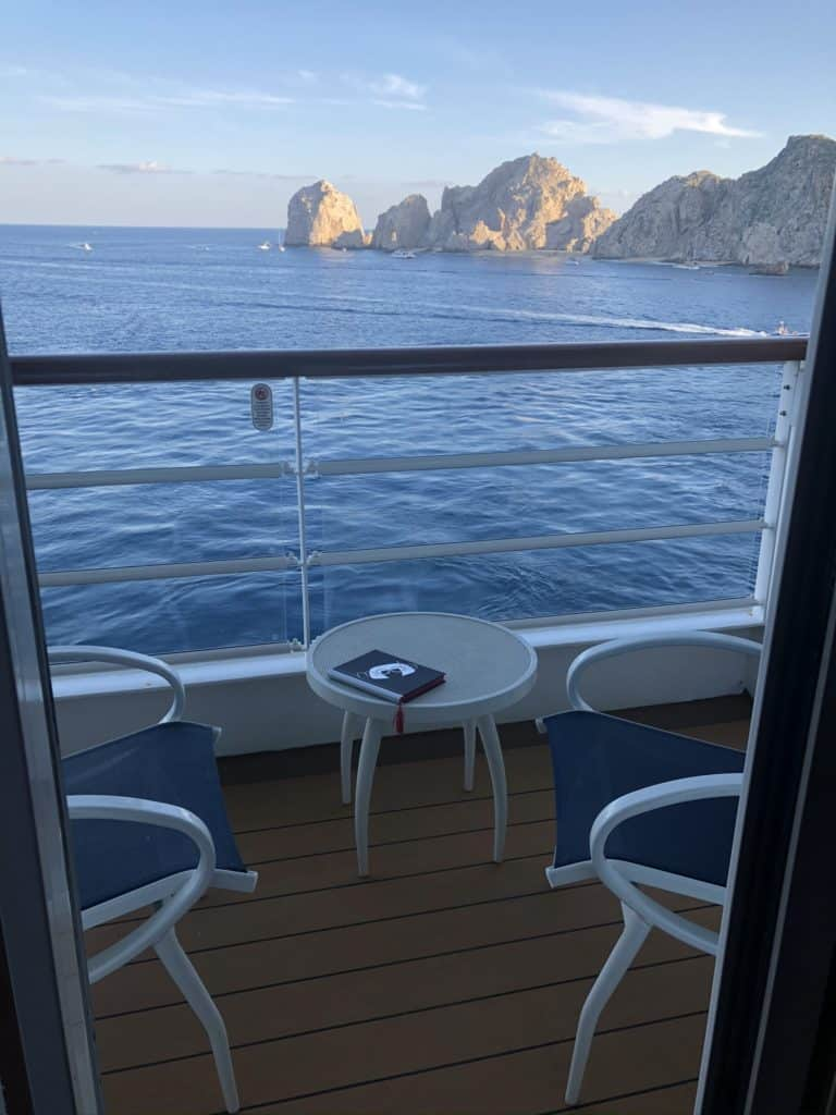 9 Things To Avoid Doing on Your Disney Cruise Balcony
