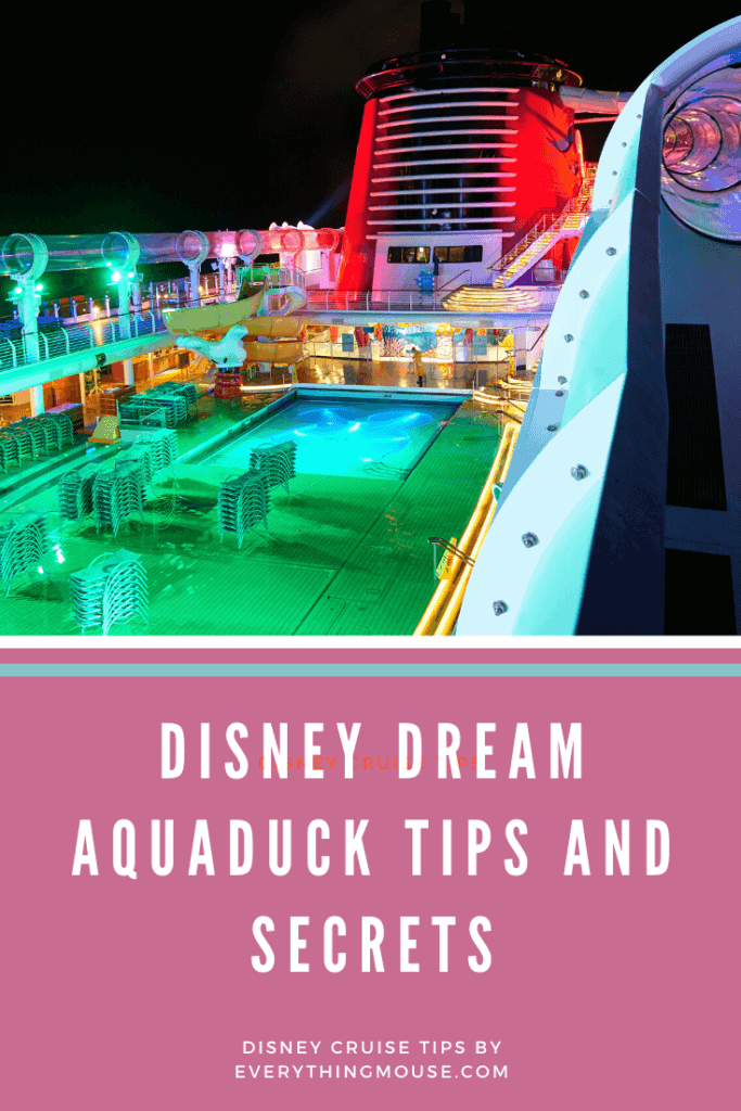 disney cruise aquaduck