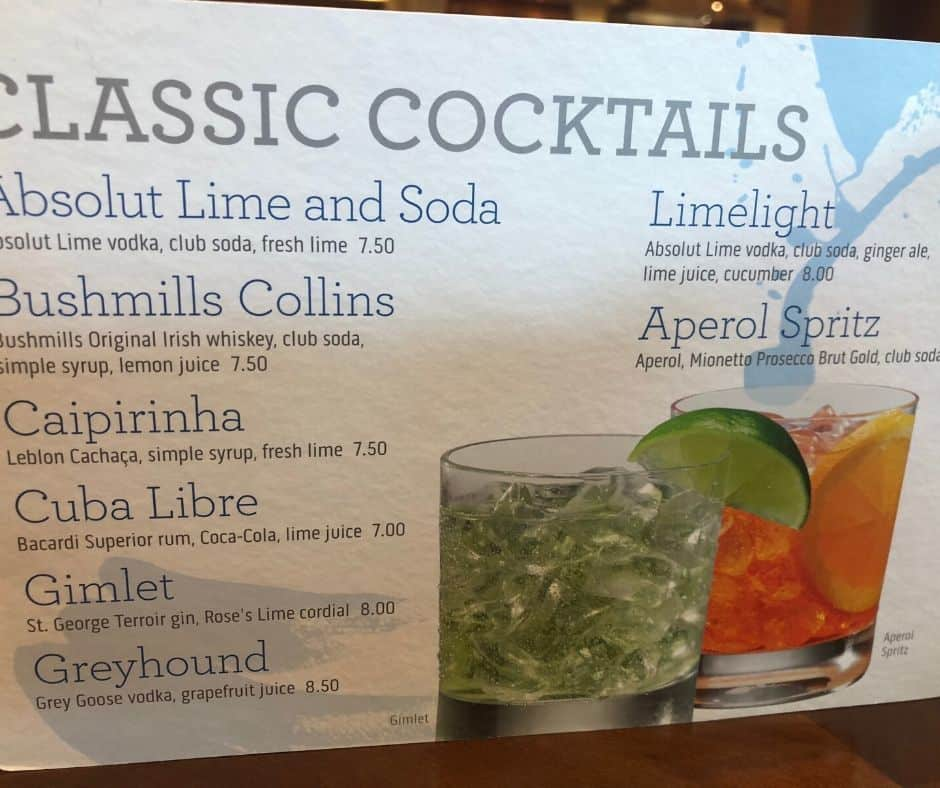 cruiseprincesscocktails