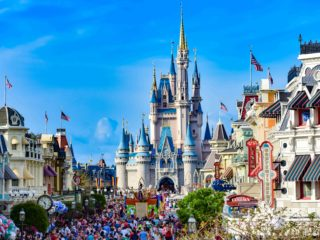 best time to visit walt disney world