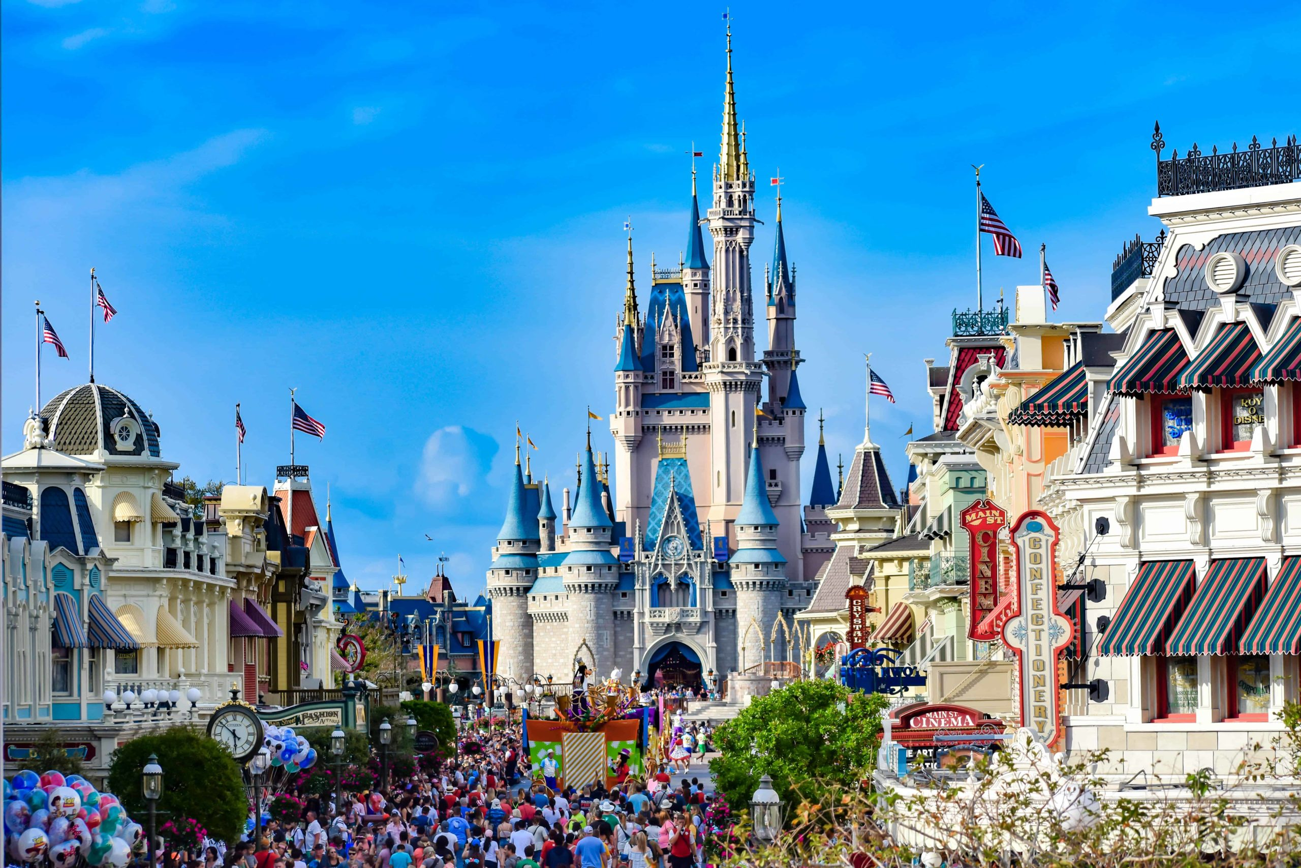 Best Disney World Resort for Adults
