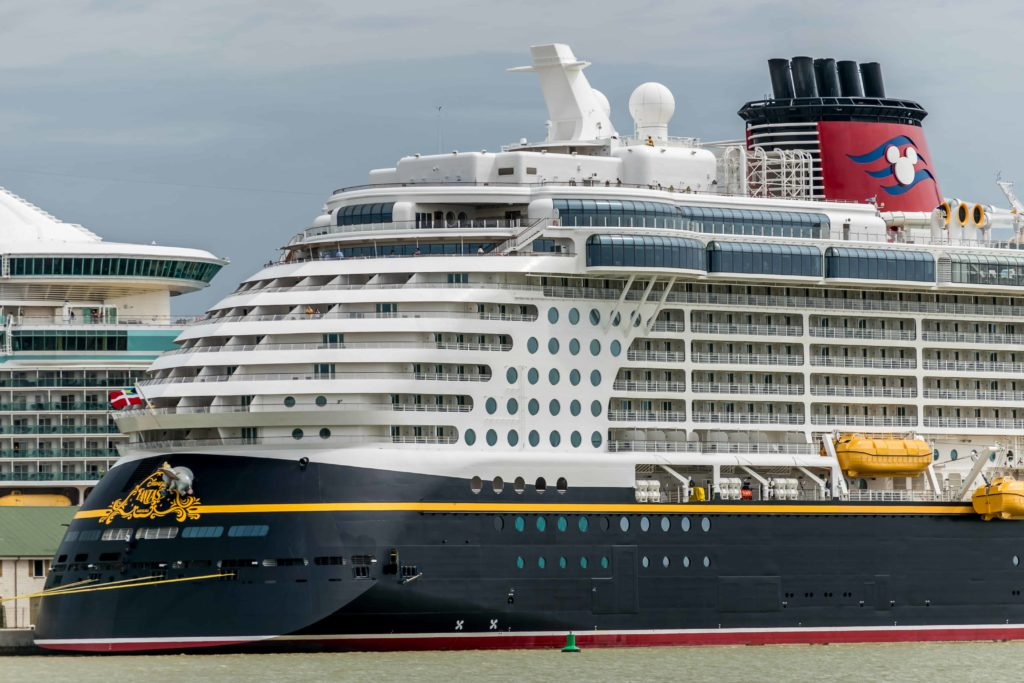 Disney Cruise line prepaid tips