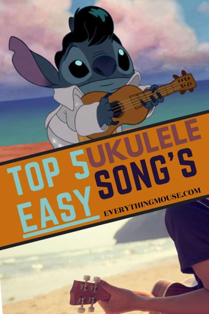 5 Easy Disney Ukulele Songs