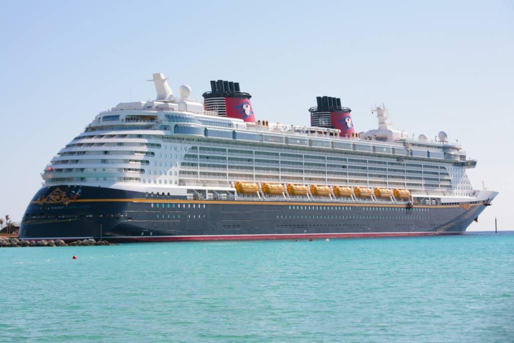 Disney Starts Sailing Again