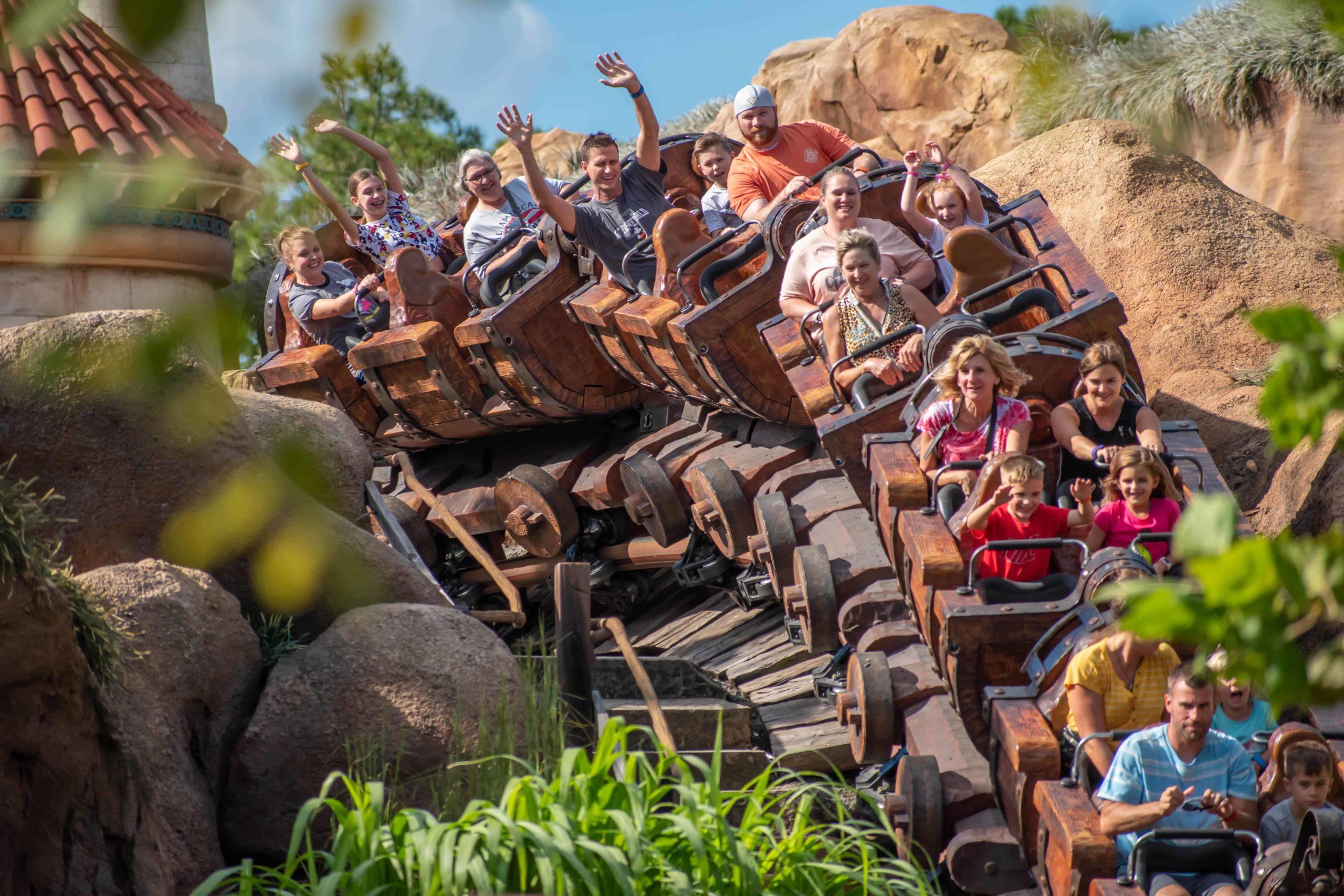 Top 20 Best Disney Park Attractions