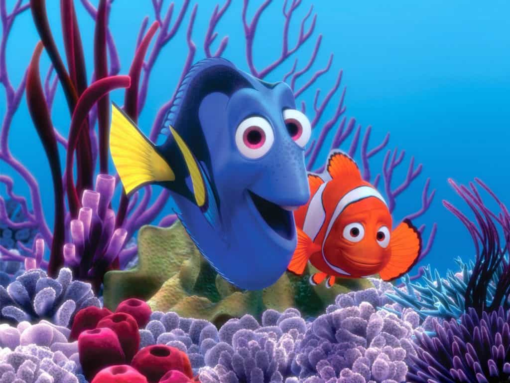 Finding Nemo quote