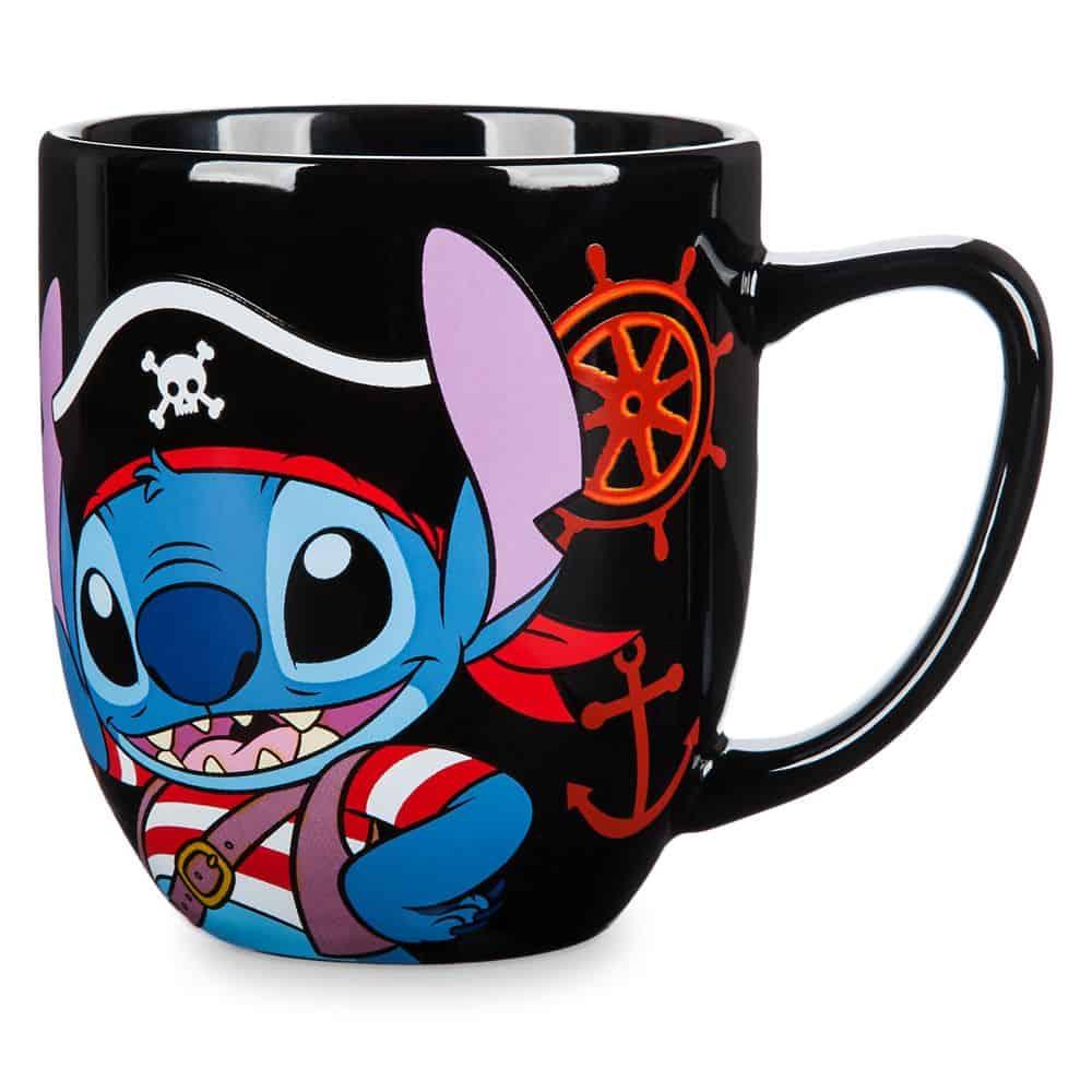 disney cruise stich mug