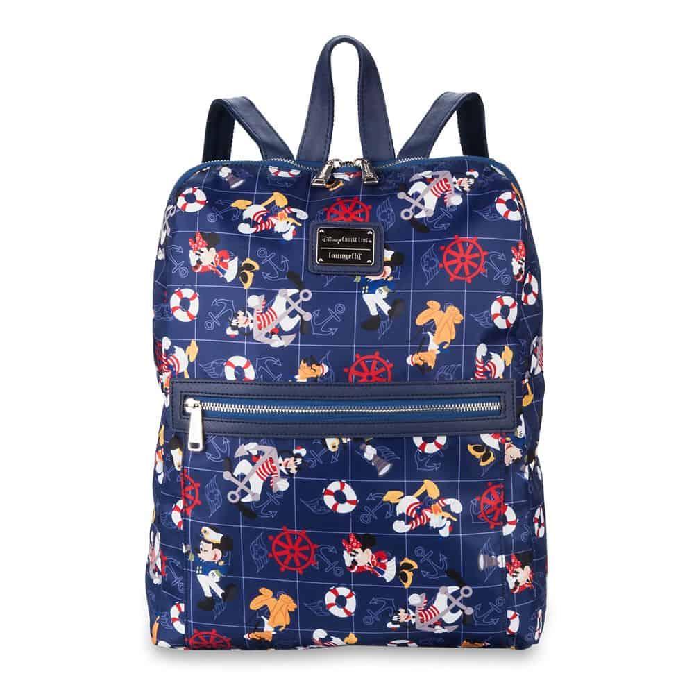 disney cruise line backpack loungefly