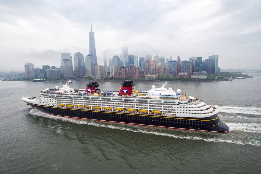 Disney Cruise 2021 From New York