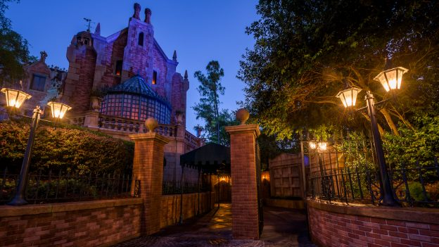 Which Disney Park Has The Best Haunted Mansion?
