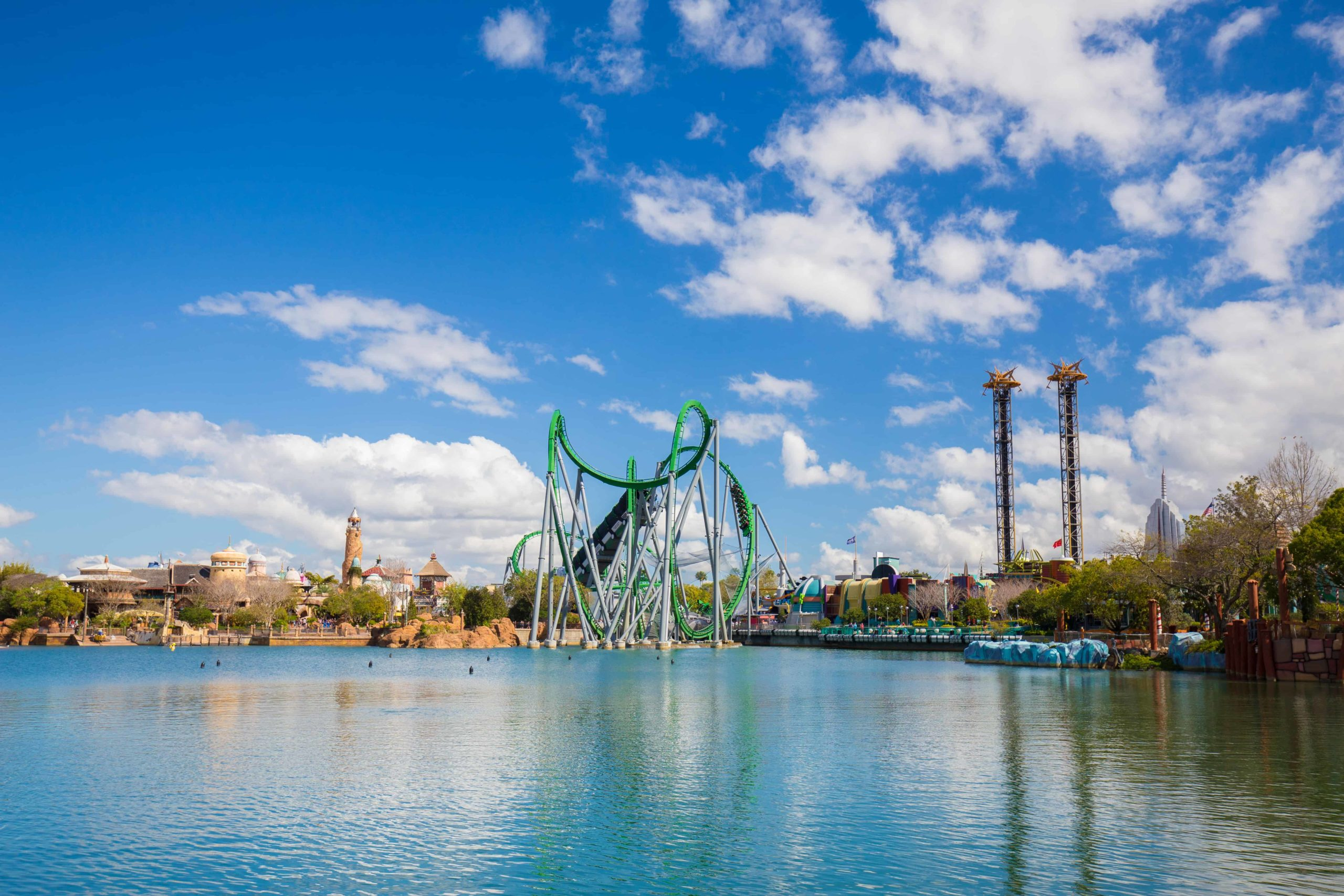 Islands of Adventure Water Rides